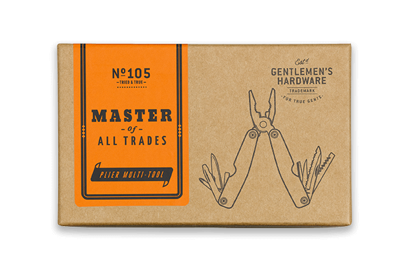 Master of All Trades - Gentleman's Hardware Plier Multi-Tool